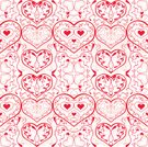 Wallpaper,Valentine's Day - Holiday,Animal Heart,Heart Shape,Backgrounds,Day,Human Heart,Couple,Pattern,Love,Square,Vector,Concepts And Ideas,Communication,sides,Loving,Space