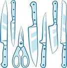 Kitchen Knife,Scissors,Cooking,Symbol,Bread Knife,Steak Knife,Carving Knife,Sharp,Silverware,Kitchen Utensil,Old-fashioned,Vector,Group of Objects,Design Element,Drawing - Art Product,Kitchenware Department,Chopping,Pencil Drawing,Line Art,Blue,Set,Dining,Equipment,graphic elements,Food And Drink,Kitchen Equipment,Ilustration,Cooking,Illustrations And Vector Art,serrated edge,Santoku Knife,Kitchen Shears,Paring Knife,Vector Cartoons,Outline,Cook Knife