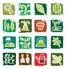 Environment,Nature,Symbol,Gardening,Gardening Equipment,Environmental Conservation,Landscape,Green Color,Work Tool,Watering Can,Flower,Single Flower,Seedling,Sun,Vine,Grunge,Flower Pot,Growth,Plant,Leaf,Cultivated,Hill,Flower Bulb,Green Thumb,Trowel,Garlic,Equipment,Vector Icons,Gardening Fork,Nature Symbols/Metaphors,Illustrations And Vector Art,Textured Effect,Nature