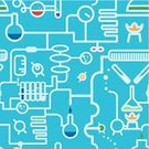 Laboratory,Chemistry,Science,Backgrounds,Seamless,Pattern,Beaker,Research,Medical Exam,Set,Symbol,Biology,Computer,Test Tube,Technology,Design Element,Tubing,Equipment,Design,Vector,Sign,Medical Test,Bottle,Green Color,Flask,Group of Objects,Blue,Built Structure,Instrument of Measurement,Sphere,Material,Circle,Liquid,Glass,Computer Graphic,No People,Image,Orange Color,Medicine And Science,Illustrations And Vector Art,Vector Cartoons,Vector Backgrounds,Painted Image