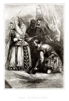Elizabeth I Of England,Sir Francis Drake,Knighting,Explorer,British Culture,Queen,Old-fashioned,Print,Knight,Ilustration,England,Giving,Old,Rank,Respect,The Past,Success,Black And White,Vertical,UK,People,Navy,Kneeling,Monochrome,military history,Nobility,Group Of People,16th Century Style,19th Century Style,Illustration Technique,Social History,Cultures,English Culture,Indoors,Sepia Toned,Ephemera,Drawing - Art Product,History,Image Created 1850-1859,Neck Ruff,Engraved Image,Image Created 19th Century,Sword,Admiration,Antique