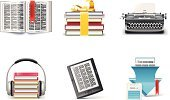 Symbol,Book,Computer Icon,Library,Icon Set,Audiobook,Typewriter,Bookstore,Digital Display,Stack,Reading,Gift,Store,Internet,Open,Downloading,Education,Headphones,E-reader,Ilustration,Vector,Bow,Bookmark,Literature,Book Cover,Audio-book,Arrow Symbol,Ribbon,Floppy Disk