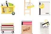 Book,Symbol,Computer Icon,Bookstore,Icon Set,Store,Library Card,Internet,Library,Delivering,Education,Shopping,Ladder,Sale,Order,Buying,Buy,Package,Stack,Basket,New,Reading,Box - Container,Transportation,Sign,Ilustration,Vector,Retail,user,Book Cover,Label,Bookmark,Add,Literature