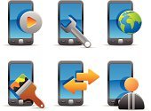 Symbol,Setting,Smart Phone,Computer Icon,People,Menu,Icon Set,Technology,Mobile Phone,Costume,Youth Culture,Vector,Interface Icons,Modern,Illustrations And Vector Art,Technology,Design,Vector Icons,Sharing,Multimedia,Arrow Symbol,Communication,Profile View