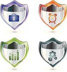 Protection,Symbol,Security Guard,Courage,Data,Security,Insurance,Business,Icon Set,Strength,Secrecy,Safety,Lock,Gear,Shield,Orange Color,People,Coat Of Arms,Briefcase,Metal,Black Color,Outline,Success,Graph,Chart,Purple,Industry,Four Objects,Shiny,Green Color,Deadline,Alarm Clock,Bar Graph,Vector,Illustrations And Vector Art,Multi Colored,Isolated Objects,Business,Diamond Plated,Weapon,Test Results