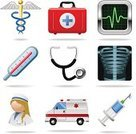 Nurse,Healthcare And Medicine,Symbol,Computer Icon,Stethoscope,Doctor,Sign,Ambulance,First Aid Kit,Suitcase,Cross Shape,Emergency Services,Syringe,Pulse Trace,Injecting,Caduceus,Set,Blue,Multi Colored,Vector,Thermometer,Internet,Red,Ilustration,Interface Icons,Design,Vector Icons,Industry,Medical,Medicine And Science,Medical Service,Illustrations And Vector Art,Health Care