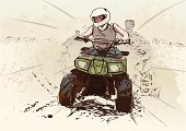 Off-Road Vehicle,Quadbike,Mud,4x4,Desert,Competition,Dirt Road,Sports Race,Extreme Terrain,Riding,Sport,Extreme Sports,Tire Track,Sketch,Speed,Land Vehicle,Track,Outdoor Pursuit,Sand,Sports Track,Lane,Drive,Pursuit - Concept,Drawing - Art Product,Number 1,Motorsport,Computer Graphic,Drawing - Activity,Combat Sport,Success,Sports Helmet,Ilustration,First Place,Team Sports,Sports And Fitness,Outdoors,Wheel,Illustrations And Vector Art,Painted Image,Extreme Sports,Dirt,Achievement,Winning,Team Sport,Hand Draw,Country Road,Action,hand drawn,Driving,Vector Cartoons,Desert Road