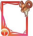 Astrology Sign,Aries,Ram - Animal,Picture Frame,Frame,Bighorn Sheep,Fortune Telling,Vector,Sign,Number 12,Calendar,Animal,Planet - Space,Astronomy,Birthday,Constellation,New Life,Star - Space,Cartoon,Symbol,Ilustration,Bull - Animal,Space,Character Traits,Art Product,Concepts And Ideas,Month,Year,Illustrations And Vector Art,Holidays And Celebrations,Posing,Birthdays,Forecasting