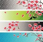 Japanese Culture,Japan,Cherry Blossom,Blossom,Pattern,Flower,Banner,Art,Backgrounds,Bird,Pink Color,East Asian Culture,Placard,Red,Vector,Branch,Black Color,Design,Blue,Gray,Summer,Computer Graphic,Springtime,Nature,Season,Green Color,Ilustration,Painted Image,Silhouette,Digitally Generated Image,Beauty In Nature,Design Element,Vector Florals,Vector Backgrounds,Transparent,Image,Illustrations And Vector Art