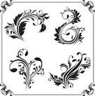 Picture Frame,Frame,Retro Revival,Old-fashioned,Label,Outline,Ornate,Design,Scroll Shape,Cute,Pattern,Curve,Swirl,Shape,Vector,Simplicity,Backgrounds,Elegance,Illustrations And Vector Art,Banner,Composition,Art,Vector Ornaments,No People,Ilustration,Vector Florals