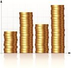 Coin,Currency,Stack,Gold,Gold Colored,Graph,Wealth,Chart,Symbol,Tax,Bar Graph,Growth,Dollar,Finance,Savings,Vector,Commercial Activity,Diagram,Business,Arrow Symbol,Isolated,Data,Ideas,Success,Concepts,Backgrounds,Moving Up,Investment,Metal,Stock Market,Treasure,Home Finances,Bank Account,Improvement,Copper,Ilustration,forex,monetary,Shiny,Report,Progress,Inspiration,Achievement,Yellow,No People,Blank,Banking,eps8,gold coins,Fine Gold,Copy Space