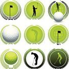 Golf,Symbol,Golf Ball,Computer Icon,Icon Set,Insignia,Sport,Golf Flag,People,Award,Silhouette,Vector,Sign,Green Color,Laurel Wreath,Design,Global Communications,Seal - Stamp,Set,Colors,Leaf,Whole Wheat,Color Image,Golf Course,Decoration,Authority,Wheat,Success,Earth,Achievement,Ilustration,Sphere,Design Element,Part Of,Planet - Space,Globe - Man Made Object,White Background,Digitally Generated Image,World Map,Track,Elegance,Circle,Crown,Victory,Branch,Rubber Stamp
