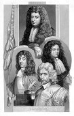 17th Century Style,Wig,Men,Politician,Occupation,Male,Human Role,Image Created 17th Century,Image,Earls,Engraved Image,Royalty,Fine Art Portrait,Ilustration,Old,The Past,Styles,Name Of Person,Illustration Technique,British Culture,Dukes,Vertical,Old-fashioned,Governmental Occupation,Clothing,Illustrations And Vector Art,Mature Men,Portrait,Human Gender,European Culture,People,Headwear,Image Date,History,English Culture,albemarle,Cultures,Traditional Clothing