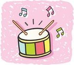 Drum,Music,Cartoon,Playing,Percussion Instrument,Doodle,Musical Note,Musical Instrument,Jazz,Symbol,Popular Music Concert,Rock and Roll,Vector,Pop,Mobility,Arts And Entertainment,Music,Illustrations And Vector Art,Arts Symbols,Small,Ilustration,Image,Classical Concert