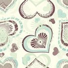 Heart Shape,Seamless,Pattern,Dirty,Valentine's Day - Holiday,Love,Brown,Backgrounds,Blue,Spotted,Sparse,Ornate,Pastel Colored,Grunge,Weddings,Holidays And Celebrations,Vector Backgrounds,Wallpaper Pattern,Illustrations And Vector Art,Valentine's Day,Tranquil Scene,Scratched,Softness,Repetition,Romance,Messy