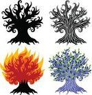 Tree,Fire - Natural Phenomenon,Burning,Art,Flame,Curly Howard,Silhouette,Forest,Vector,Spirituality,esoteric,Leaf,Paranormal,Number,Ornate,Water,Ilustration,Swirl,Blue,Branch,Plant,Mystery,The Human Body,Decoration,Archetype,Wire,Evergreen Tree,Floral Pattern,Backgrounds,Nature,arcane,Creativity,Botany,Time,Christmas Decoration,Nature,Springtime,Exoticism,Curled Up,Tropical Climate,devoured,Concepts And Ideas