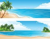 Beach,Island,Banner,Tropical Climate,Sea,Palm Tree,Vector,Summer,Wave,Vacations,Tree,Placard,Landscape,Surf,Sand,Non-Urban Scene,Bay Of Water,Travel,Backgrounds,Climate,Seagull,Ilustration,Water,Blue,Relaxation,Coastline,Tranquil Scene,Bird,Color Image,Seascape,Outdoors,Horizon,Sky,Cloud - Sky,Cloudscape,Beaches,Vibrant Color,Green Color,Idyllic,Horizon Over Water,Nature,Nature,Plant,Bright,Illustrations And Vector Art,Travel Locations,Vector Backgrounds,Heat - Temperature,Landscapes