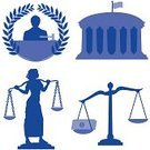 Justice,Weight Scale,Equal-arm Balance,Legal System,Imbalance,Currency,Balance,Design Element,Vector,Law,Blue,Statue,Courthouse,Vector Icons,Industry,Law Enforcement And Crime,Laurel Wreath,Ilustration,Illustrations And Vector Art,Isolated Objects
