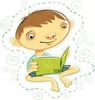 Reading,Child,Book,Picture Book,Cartoon,Education,Little Boys,Student,Sitting,Humor,Fairy Tale,Learning,Ilustration,One Person,Vector,Intelligence,School Building,Happiness,Multi Colored,Cheerful,Smiling,Storytelling,Barefoot,Drawing - Art Product,Beautiful,Characters,Backgrounds,Cute,Fun,Pencil Drawing,Hyphen,Blue,Painterly Effect