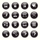 Interface Icons,Symbol,Organized Group,Computer Icon,Connection,Sharing,Icon Set,Video Conference,Community,Computer,Black Color,Wireless Technology,Information Medium,The Media,Vector,Locking,Talking,Shiny,Togetherness,Lock,Black And White,Video Conference Camera,Writing,Design,Telephone Receiver,Technology Symbols/Metaphors,Computer Network,Arts Symbols,Vector Icons,PC,Heart Shape,Unlocking,Security,web icon,Communication,Router,Multimedia,Global Communications,Arts And Entertainment,Illustrations And Vector Art,Technology,Discussion