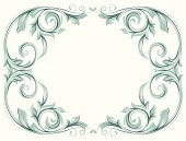 Wedding,Frame,Picture Frame,Flower,Invitation,Greeting Card,Blue,Pattern,Scroll Shape,Swirl,Decoration,Anniversary,Design,Victorian Style,Elegance,Sketch,Classic,Plant,Green Color,Nature,Leaf,Springtime,Illustrations And Vector Art,Nature,Design Element,Vector Florals,Flowers,Weddings,Holidays And Celebrations