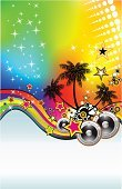 Party - Social Event,Beach,Summer,Disco,Event,Dancing,Dance And Electronic,Tropical Climate,Tropical Music,Music,Retro Revival,Palm Tree,Backgrounds,Disco Dancing,Nightclub,Heat - Temperature,Computer Icon,Grunge,Cool,Ilustration,Nature,Speaker,Sound,Pop,Sunlight,Pattern,Arts And Entertainment,Equipment,Nightlife,Music,Vector Backgrounds,Tree,Orange Color,Illustrations And Vector Art,Dance