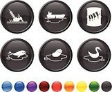 Oil,Symbol,Pouring,Spilling,Tanker,Oil Rig,Black Color,Icon Set,Computer Icon,Fish,Container,Circle,Cargo Container,Curve,Whale,Bird,Blue,Sea,Oil Tanker,Orange Color,Oil Industry,Interface Icons,Barrel,Industry,Supertanker,No People,White Background,Green Color,Damaged,Modern,Isolated On White,Red,Digitally Generated Image,Fuel Tanker,Empty,Delivering,Vector,Round Button,Design,Yellow,Ilustration,Sparse,Wave