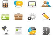 Symbol,Computer Icon,Icon Set,Business,Graph,People,Gear,Internet,Calculator,ID Card,Green Color,Newspaper,Set,Communication,Chart,Discussion,Computer,Notebook,Blue,Document,Personal Organizer,Orange Color,Business Person,Paper,Electric Lamp,Collection,Suitcase,Vector,Pencil,Laptop,Interface Icons,Silver Colored,Shadow,Brown,Pie Chart,Business Symbols/Metaphors,Vector Icons,Illustrations And Vector Art,Reflection,Ilustration,Business