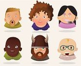 Human Face,People,Symbol,Cartoon,Computer Icon,Icon Set,Family,Men,Ilustration,Human Hair,Anthropomorphic,Eyeglasses,Grandmother,Human Head,Animated Cartoon,Human Eye,African Descent,Set,Organized Group,Women,Grandfather,Facial Expression,Characters,Senior Adult,Individuality,Surprise,Mother,Eccentric,80 Plus Years,Vector,Large Group Of People,Grandparent,Human Gender,Real People,Crowd,Southern European Descent,Anthropomorphic Face,Brother,Northern European Descent,Spectator,Caucasian Ethnicity,Friendship,Sister,Hat,Lifestyle,People,Vector Icons,Illustrations And Vector Art,Number of People,web icon,Emotion,Unrecognizable Person,Interface Icons