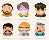 People,Cartoon,Symbol,Human Face,Computer Icon,Men,Icon Set,Human Head,Characters,Family,Vector,Real People,Human Hair,Senior Adult,Animated Cartoon,Organized Group,Individuality,Set,Ilustration,Grandmother,Women,Facial Expression,Crowd,Emotion,Grandparent,Mother,Human Eye,Southern European Descent,Eyeglasses,African Descent,Surprise,Anthropomorphic Face,Brother,Grandfather,Friendship,Hat,Sister,Human Gender,Eccentric,Spectator,Anthropomorphic,Large Group Of People,web icon,80 Plus Years,Lifestyle,Interface Icons,Illustrations And Vector Art,Northern European Descent,People,Vector Icons,Unrecognizable Person,Caucasian Ethnicity,Number of People