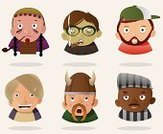 People,Human Face,Symbol,Cartoon,Computer Icon,Icon Set,Men,Family,Set,Facial Expression,Ilustration,Characters,Women,Emotion,Senior Adult,Real People,Grandmother,Crowd,Surprise,Eyeglasses,Vector,Friendship,Human Head,Animated Cartoon,Human Eye,Individuality,Spectator,Human Hair,Organized Group,Anthropomorphic,Human Gender,Anthropomorphic Face,Brother,Grandfather,Eccentric,Large Group Of People,Interface Icons,Number of People,Hat,Unrecognizable Person,African Descent,Mother,Grandparent,web icon,80 Plus Years,People,Illustrations And Vector Art,Caucasian Ethnicity,Lifestyle,Southern European Descent,Vector Icons,Northern European Descent,Sister