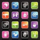 Acupuncture,Symbol,Computer Icon,Icon Set,Alternative Medicine,Yoga,Healthcare And Medicine,Healthy Lifestyle,Wellbeing,Meditating,Crystal,Yin Yang Symbol,Human Hand,Single Flower,Incense,Plant,Candle,Alternative Therapy,Shiny,Bamboo,Lemon,Blue,Orange Color,Multi Colored,Vector,Ilustration,Cartoon,Vase,Pink Color,Purple,Hydrotherapy,Illustrations And Vector Art,Design Element,Biofuel,Color Gradient