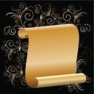 Gold Colored,Scroll,Black Color,Paper,Frame,Curve,Frame,Backgrounds,Swirl,Vector,Rolled Up,Poster,Elegance,Ornate,Old-fashioned,Retro Revival,Bronze,Flower,Design Element,Floral Pattern,Document,Architectural Revivalism,Shiny,Blank,Shape,1940-1980 Retro-Styled Imagery,Vector Backgrounds,Vector Florals,Vector Ornaments,Illustrations And Vector Art,flourishes,Obsolete,Group of Objects,Spiral,Pattern,Decoration
