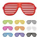 Sunglasses,Eyeglasses,Shutter,Vector,Striped,Blinds,Cool,Isolated,Red,Funky,Color Image,Plastic,Ilustration,Single Object,Pink Color,Set,Purple,Modern,Design,Black Color,Illustrations And Vector Art,Vibrant Color,Isolated Objects,Protection,Collection,Green Color,Beaches,Blue,Yellow,Travel Locations