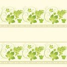 Grape,Leaf,White Grape,Grape Leaf,Chardonnay Grape,Winemaking,White Wine,Tendril,Vector Backgrounds,Vector Florals,Vector Ornaments,Illustrations And Vector Art,Lime Green,Spinning,Growth,Olive Green