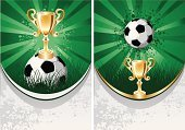 Soccer,Cup,Football,Sport,Success,Playing Field,Gold,Ball,Grunge,Competition,Vector,Celebration,Grass,Sports And Fitness,Illustrations And Vector Art,Sports Backgrounds,Design Element,Team Sports,Design,Ilustration,Green Color,Pattern,Event,Leisure Games