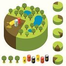 Graph,Tree,Chart,Symbol,Three-dimensional Shape,Environment,Pie Chart,Data,Forest,Pollution,Cross Section,Computer Graphic,Diagram,Business,Toxic Substance,Report,Nature,Wood - Material,Fossil Fuel,Document,Fuel and Power Generation,Lake,Making,Woodland,Backgrounds,Planning,Sign,Barrel,Isolated,Percentage Sign,Presentation,Gasoline,Set,Ideas,Nature Symbols/Metaphors,Plants,Business,Nature,Business Symbols/Metaphors
