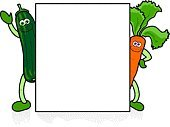 Vegetable,Fun,Humor,Enjoyment,Zucchini,Placard,Food,Sign,Control Panel,Smiley Face,Vector,Fruits And Vegetables,Illustrations And Vector Art,Content,customizable,vegetariano,foglio,Carrot,Vector Cartoons,Happiness,Food And Drink,Page,Illustrazione,Smiling,dietetico,Foglio Bianco,White Background