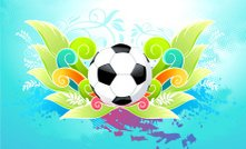 Soccer,Football,Backgrounds,Soccer Ball,Ball,Summer,Banner,Sport,Abstract,Symbol,Springtime,Creativity,Orange Color,Ilustration,Vector,Curve,Grunge,Clip Art,Computer Graphic,Green Color,Vector Backgrounds,Sports And Fitness,Drawing - Art Product,White,Placard,Decoration,Sports Backgrounds,Illustrations And Vector Art,Art Product,Yellow,Curled Up,Decor,Style,Art,Design
