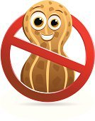 Peanut,Allergy,Food,Child,Peanut Crops,No,Healthcare And Medicine,Symbol,Healthy Lifestyle,Pollen,Sign,Ilustration,Cookie,Chocolate Candy,Chocolate,Lunch,Computer Icon,Illness,Vector,Humor,Warning Sign,Warning Symbol,Danger,Fun,Forbidden,Red