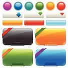 Interface Icons,Push Button,Three-dimensional Shape,Box - Container,Shiny,Web Page,Downloading,Glass - Material,Rectangle,Banner,Computer Icon,Exploding,Backgrounds,Icon Set,Square Shape,Circle,Black Color,Badge,Blue,Red,Gray,Arrow Symbol,Yellow,Design Element,Vector,Orange Color,Computer Graphic,Ribbon,Green Color,Label,Digitally Generated Image,Colors,Sphere,Silver - Metal,No People,Web 2 0,Copy Space,Illustrations And Vector Art,Vector Icons,Ilustration