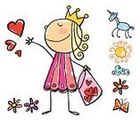 Princess,Crown,Butterfly - Insect,Child,Unicorn,Cartoon,Drawing - Activity,Baby,Drawing - Art Product,Heart Shape,Flower,Paintings,Paint,Vector,Childhood,Illustration Technique,Ilustration,Giving,Humor,People,Love,Sun,Cool,Swirl,One Person,Happiness,Design Element,Striped,Hairstyle,Bag,Cheerful,Isolated On White,Content,Fun,Carefree,White Background,Cloud - Sky,Smiling,Colors,Casual Clothing,Objects with Clipping Paths,Concepts And Ideas,Laughing,Relaxation,Babies And Children,Feelings And Emotions,Joy,Copy Space,Satisfaction,Pinstripe,Lifestyle,Isolated Objects,Dealing