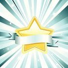 superstar,Award,Star Shape,Blue,Award Ribbon,Gold Colored,Placard,Bright,Vector,Ribbon,Reflection,Shiny,Ilustration,Banner,Star Burst,Concepts And Ideas,Vector Icons,Vector Backgrounds,Success,Illustrations And Vector Art
