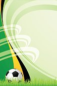 Soccer,Backgrounds,Sport,Football,Fun,Curve,Ball,Grass,Vector,Equipment,Sphere,Kickball,Leisure Games,Green Color,Leisure Activity,Play,Sports And Fitness,Arts And Entertainment,Sports Backgrounds,Single Object,Illustrations And Vector Art,Arts Backgrounds,Activity,Toy,Vector Backgrounds