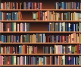 Bookshelf,Library,Book,Domestic Room,Vector,Furniture,Old,In A Row,Education,Retro Revival,Backgrounds,Expertise,Group of Objects,Wood - Material,Grunge,Wisdom,White,Brown,Design,Computer Graphic,Ilustration,Colors,Macro,Industry,Contrasts,Red,Dark,Illustrations And Vector Art,Blue,Large Group of Objects,Education,Green Color,Vector Backgrounds,Style