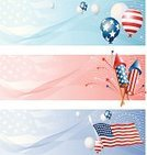 Flag,American Flag,American Culture,USA,Banner,Firework Display,Fourth of July,Patriotism,Placard,Balloon,Backgrounds,Party - Social Event,Striped,Star Shape,Art,Pattern,White,Summer,Computer Graphic,Blue,Ornate,Design,Internet,Design Element,Digitally Generated Image,Season,Red,Vector,Image,Ilustration,Celebration,Painted Image,Copy Space,Vector Backgrounds,Holiday Symbols,Holidays And Celebrations,Illustrations And Vector Art
