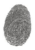 Fingerprint,Individuality,Identity,Thumb,Track,Vector,Privacy,Human Skin,The Human Body,Textured Effect,Ink,Tracing,Isolated Objects,Illustrations And Vector Art,Concepts And Ideas
