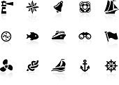 Symbol,Computer Icon,Nautical Vessel,Sailing Ship,Passenger Ship,Binoculars,Icon Set,Sea,Fish,Propeller,Sailboat,Lighthouse,Sailing,Tied Knot,Cruise,Anchor,Compass,Black Color,Yacht,Flag,Ferry,Travel,Yacht,Vector,Rudder,Nautical Equipment,Buoy,Bell,Simplicity,Travel Destinations,Lifeguard,Journey,Compass Rose,Steering Wheel,Motorboat,Transportation,Leisure Activity,Relaxation,Recreational Pursuit,Cruise Ship,Design Element,Computer Graphic,Yachting,Collection,Interface Icons,Motor Yacht,Clip Art,White Background,Reflection