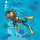 Underwater Diving,Diving,Scuba Diving,Cartoon,Snorkeling,Swimming,Underwater,Fish,Sea,Deep-Sea Diving,Ilustration,Sea Life,Swimming Goggles,Clip Art,Vacations,Face Guard - Sport,Bubble,Inhaling,Aqualung - Diving Equipment,Diving Suit,Diving Flipper,Silhouette,Drawing - Art Product,Oxygen Tank,Vector Cartoons,Exploration,Protective Eyewear,Wetsuit,Water,Surrounding,Sports And Fitness,Drawing - Activity,Illustrations And Vector Art,Extreme Sports,Royalty Free Illustration,Sketch,Vector,One Person