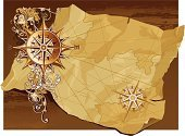 Compass,Map,Old,Nautical Vessel,Globe - Man Made Object,World Map,Cartography,Sea,Antique,Scroll,Retro Revival,Old-fashioned,Sailing,Scroll,Scroll Shape,Symbol,Travel,Vector,Chart,Backgrounds,Obsolete,Parchment,Direction,Ancient,Adventure,West - Direction,History,Island,Gold,Gold Colored,Journey,Exploration,Paper,Ornate,Medieval,Discovery,1940-1980 Retro-Styled Imagery,The Past,Paintings,Topography,Art,South,Land,Image,Document,North,Ilustration,Brown,Modern Rock,Concepts And Ideas,Illustrations And Vector Art,Objects/Equipment,East,Vector Backgrounds,Household Objects/Equipment,Architectural Revivalism,Shape